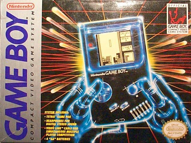 Game Boy box, Crying Grumpies