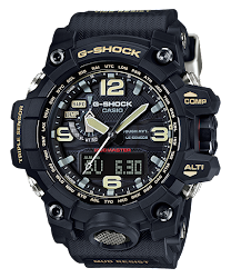 Casio G Shock : GWG-1000