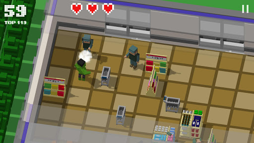 Crossy Heroes: Avengers of Smashy City screenshot 3