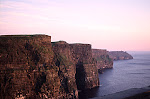 The Cliffs of Moher, Southern Ireland.