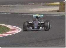 Nico Rosberg conquista la pole del gran premio di Spagna 2015
