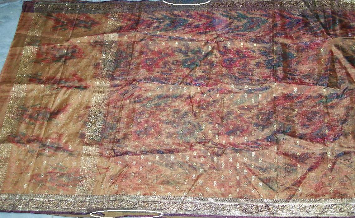 Sari Fabric 20. Silk Bridal