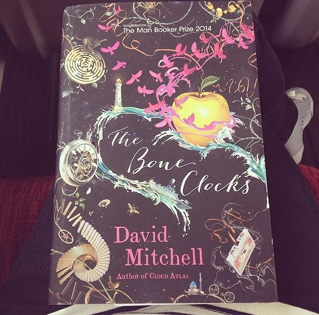 The Secret Life of Maggie May: Book Review - The Bone Clocks