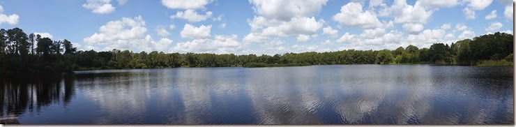 Lake Charlie Pano