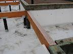 Snowy gluelam beam 12/26