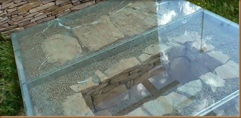 Necrópolis de San Esteban - Beriáin - tumbas conservadas