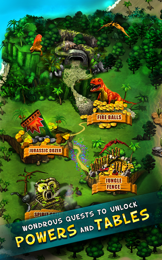 Jurassic Coin Dino Pusher Screenshot 14