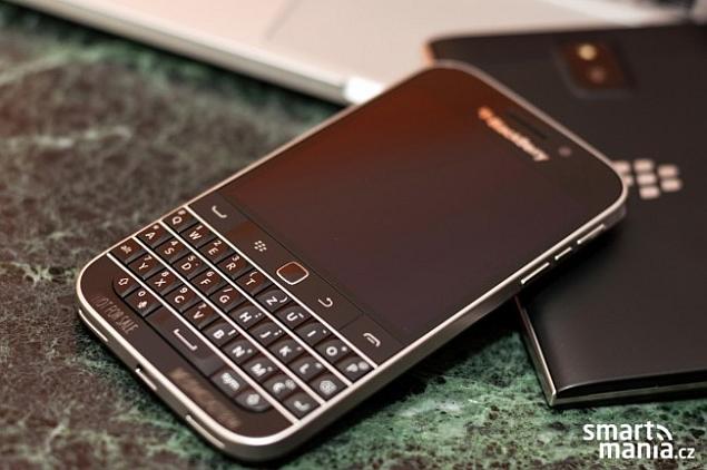 Blackberry Classic - Spesifikasi Lengkap dan Harga