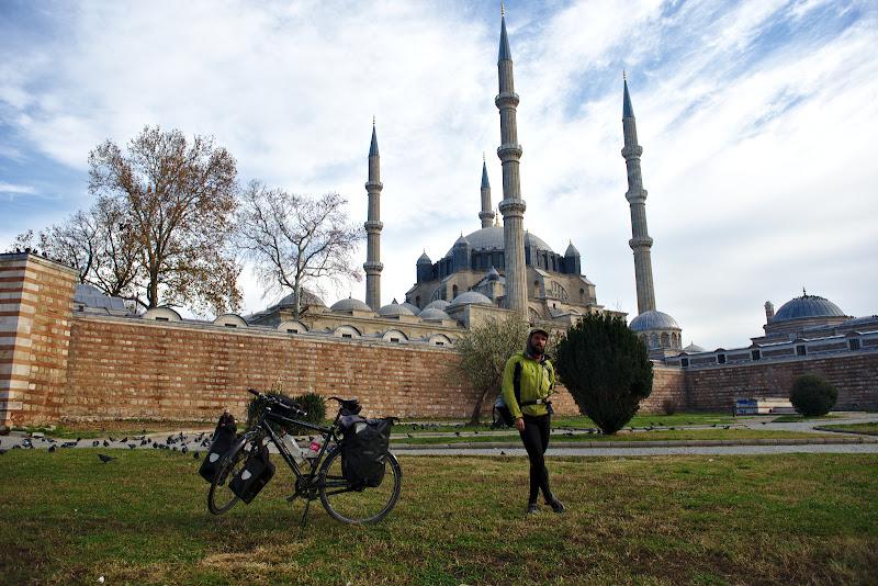 Edirne, din nou dupa un an de zile.