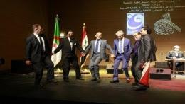 Constantine 2015 : la troupe Irakienne Maqam en met plein les yeux et les oreilles aux constantinois