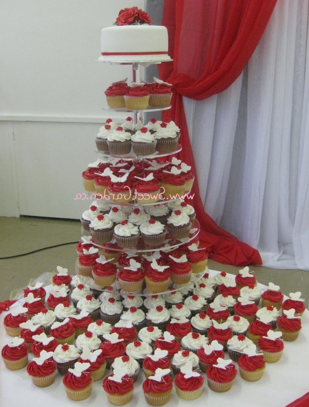 34 - Cupcake Tower