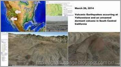 yellowstone locais terremotos