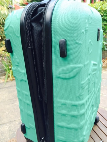 George Asda emerald paris cabin suitcase  #georgeousdresses