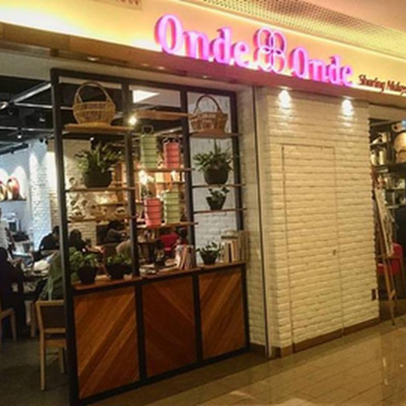 Onde-Onde Cafe