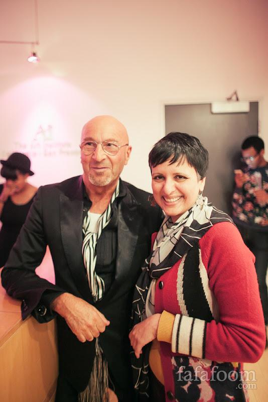 Michael Rosen and Geetika Gupta