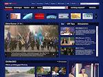 Screenshot of the ORF TV-Thek website