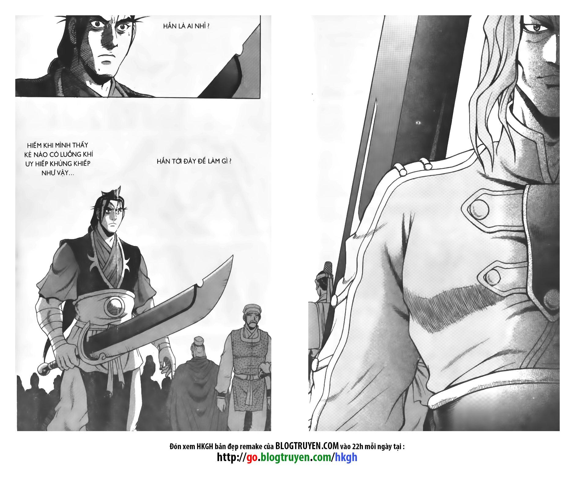 xem truyen moi - Hiệp Khách Giang Hồ Vol36 - Chap 243 - Remake