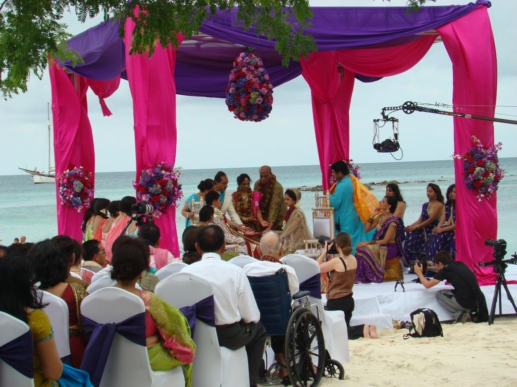 Hindu wedding Aruba Daily  16