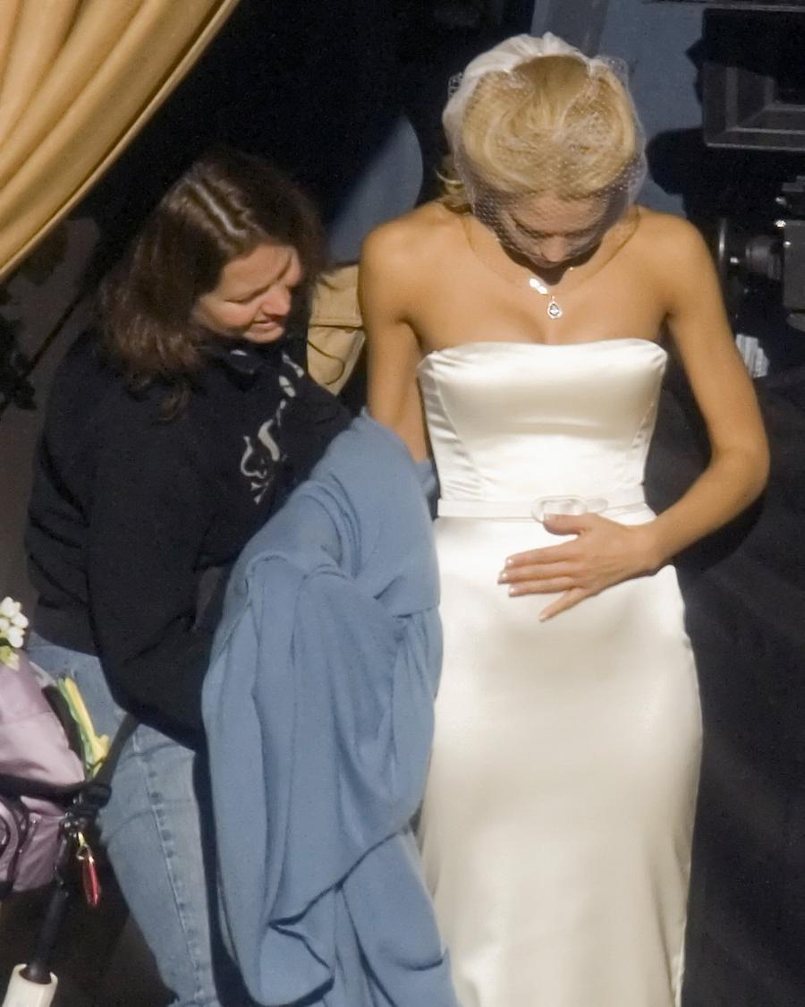Jessica Alba Wedding Pics