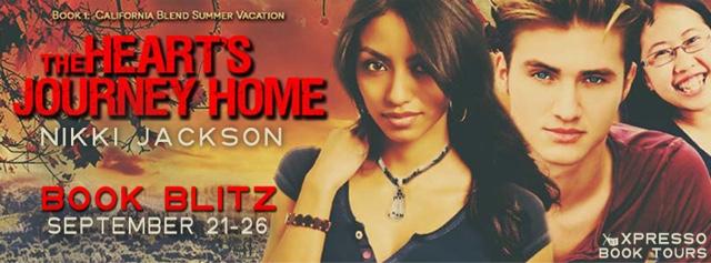 Book Blitz: Heart's Journey Home by Nikki Jackson