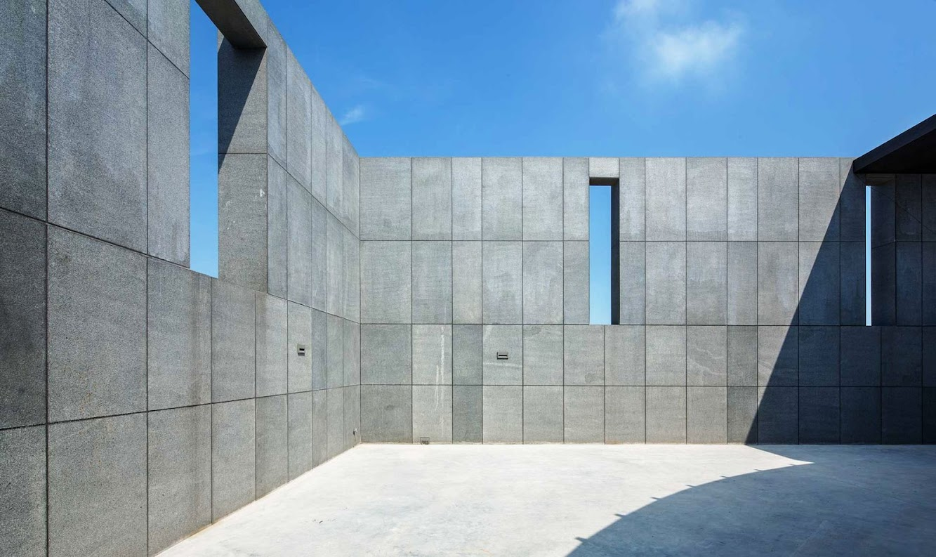 Dingli Art Museum by ATR Atelier