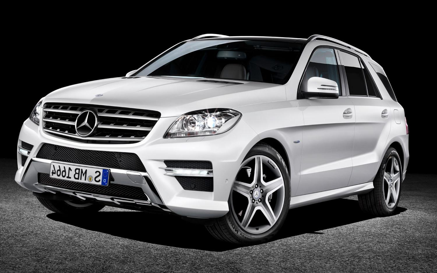 Mercedes takes on BMW X6,