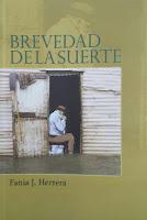 """Libro """"Brevedad de la suerte"""", por la escritora Fania J. Herrera"""