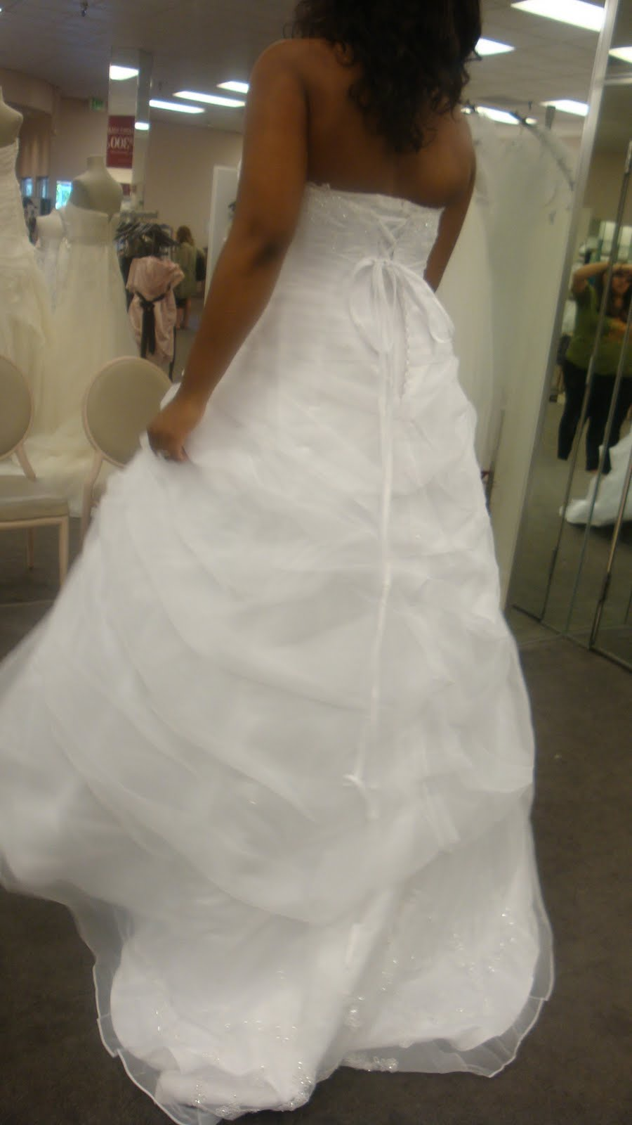 puffy wedding dresses 2011