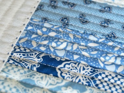 All In A Row – Quilted Placemats {Free Pattern}