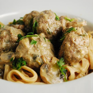 Low Calorie Swedish Meatballs