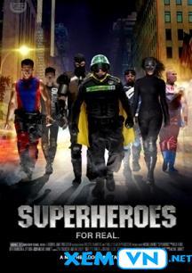 Thời Đại Siêu Anh Hùng - Superheroes