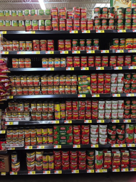Hunt's Diced Tomatoes Variety