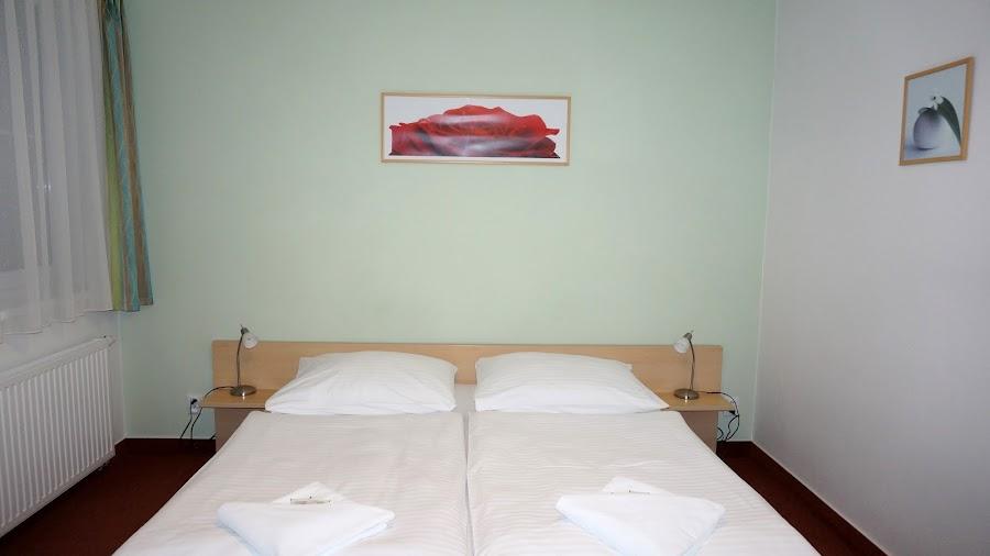 2-местный номер в отеле Penzion Krumlov