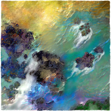 """The """"Currents"""" piece from the """"2004"""" collection"""