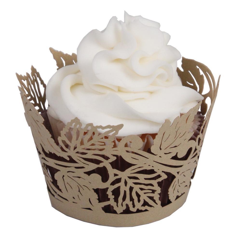 Autumn Cupcake Wrapper