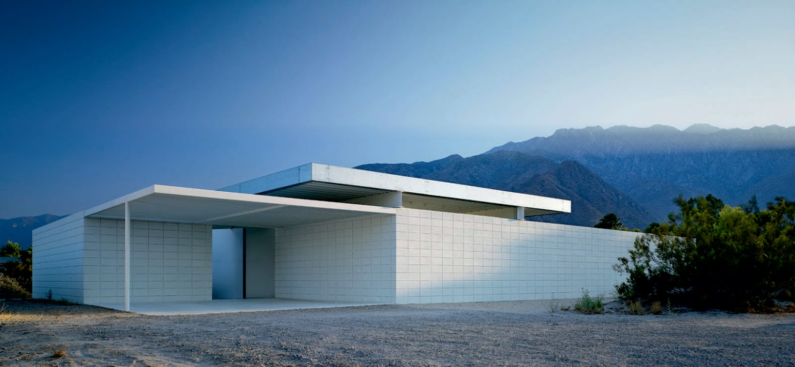Palm Springs, California, Stati Uniti d'America: [DESERT HOUSE BY JIM JENNINGS ARCHITECTURE]