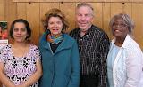 Apr. 27: Neeta Mone, Molly Ball, David Harris, Barbara Clark