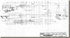 F-101B Plan and Sheer Sections 1 - RDowney