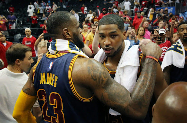 Eastern Conference Finals 8211 Cavs vs Hawks 8211 Game 1 Gallery