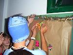 Decorando el Árbol de Navidad del Anambro