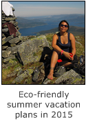 eco-friendly summer vacation plans in 2015