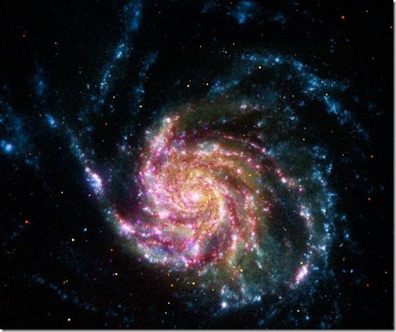 M 101星系