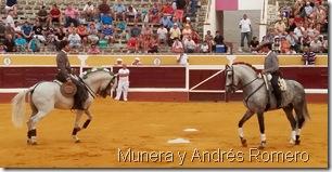 Munera y Andrés Romero