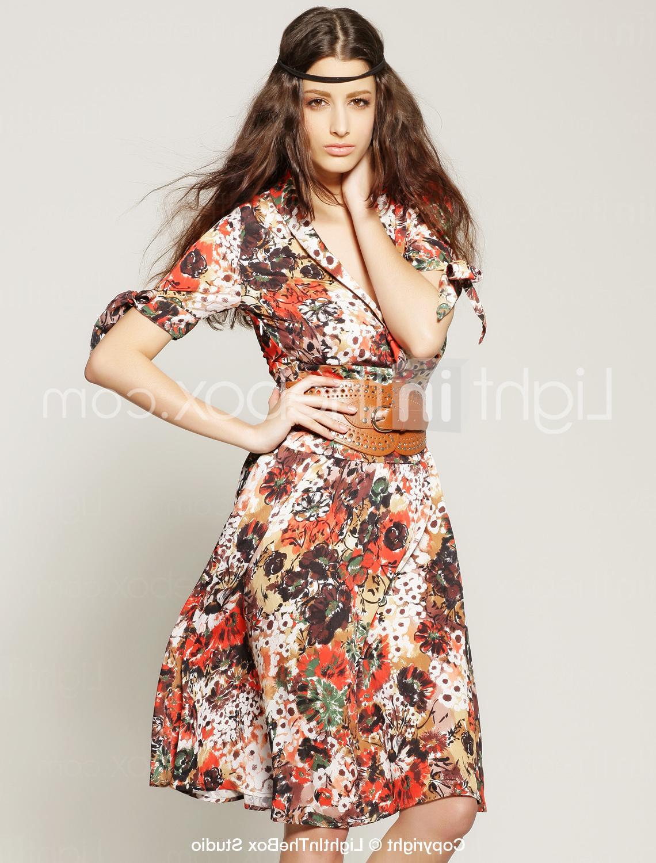TS Bohemian Style Floral