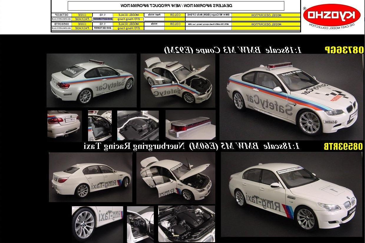 08593RTB - 1:18 BMW M5