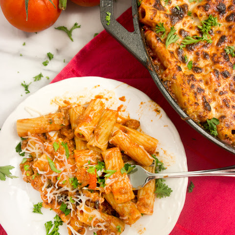 Weeknight Mostaccioli