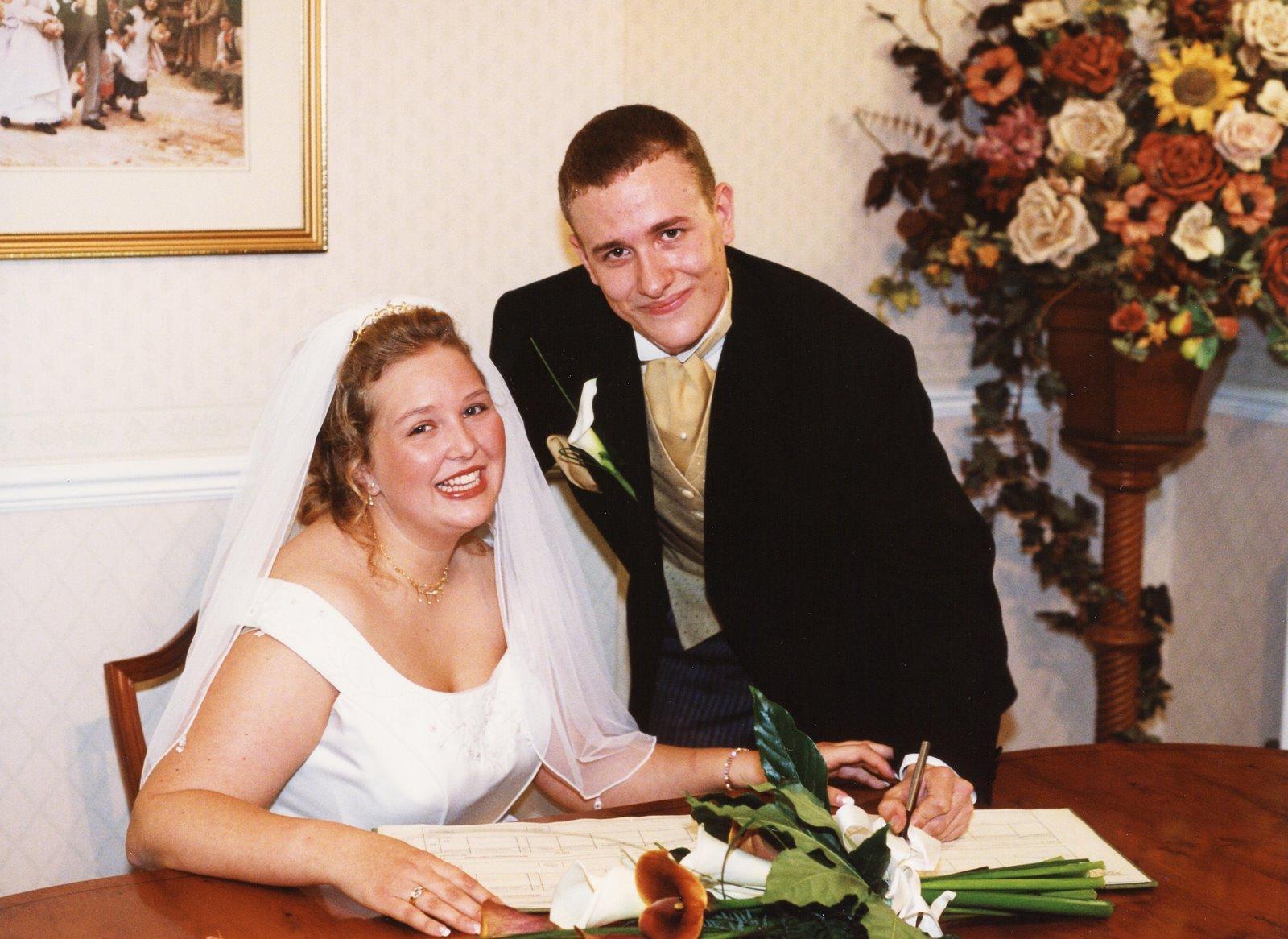 My Wedding Anniversary and