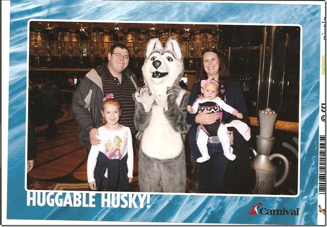 Husky - Juneau