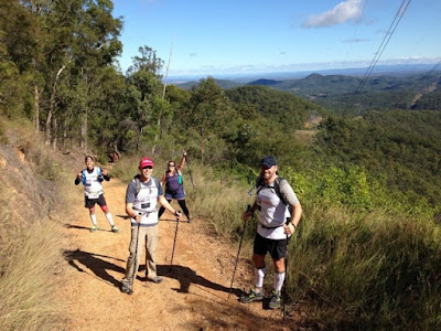 oxfam trail walking brisbane review