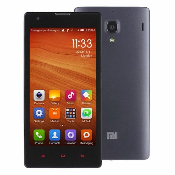 Xiaomi Redmi 1S - Spesifikasi Lengkap dan Harga